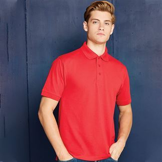 Klassic polo with Superwash® 60°C (classic fit)